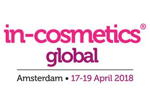 In-Cosmetics Global 2018