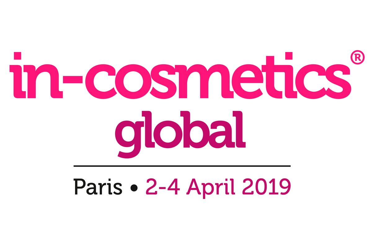 In-Cosmetics Global 2019