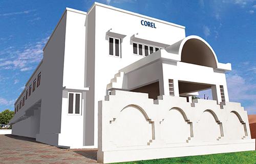 Corel House